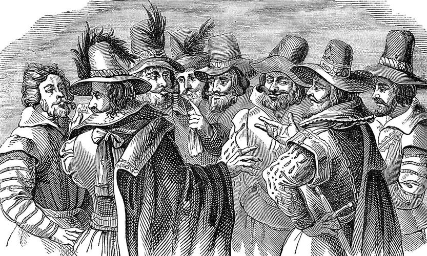 The Gunpowder Plot Remember, Remember, The Fifth Of November... Discover a story of religious strife, treason and how an act of terrorism influenced a modern day British day of celebration!