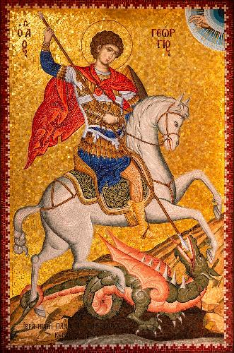 Five Facts About St George Did he slay a dragon? Was he even English? To mark St George's day, here's five things you might not have known about England's patron saint