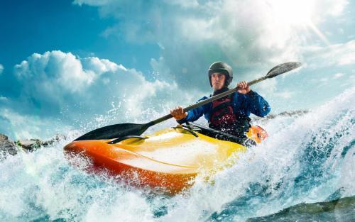 Water sports-Boating, Canoe, Kayak