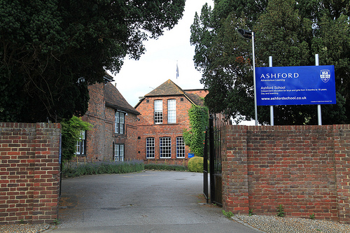 Ashford School Ashford School is an independent co-educational boarding school located in Kent.