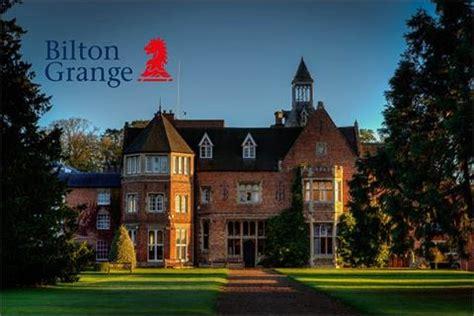 Bilton Grange Preparatory School Bilton Grange Preparatory School is an independent co-educational boarding school located in Rugby.