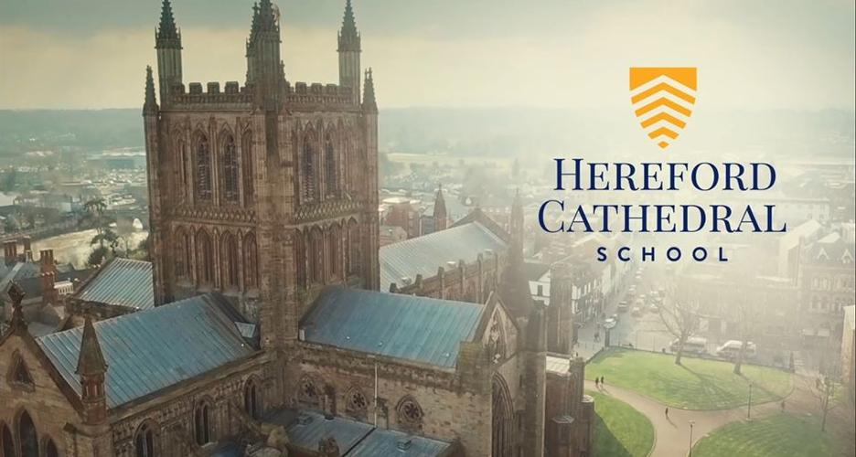 Hereford Cathedral School Hereford Cathedral School is an independent boarding school located in Hereford, Herefordshire.