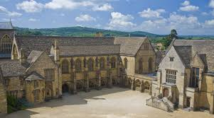 Sherborne School Sherborne School is a boys' school  which is located in the town of Sherborne in south-west England