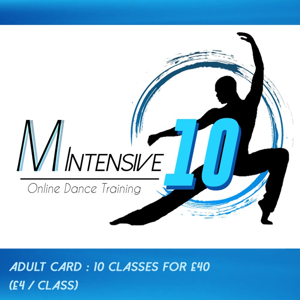M-INTENSIVE 10 LIVE ZOOM CLASS