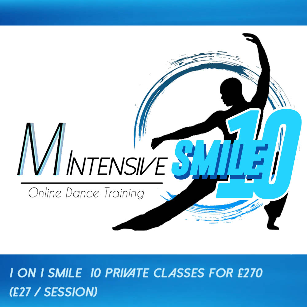 M-Intensive 1 on 1 Smile 10