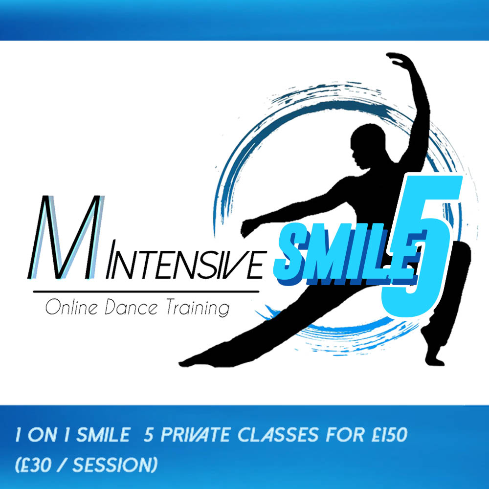 M-Intensive 1 on 1 Smile 5