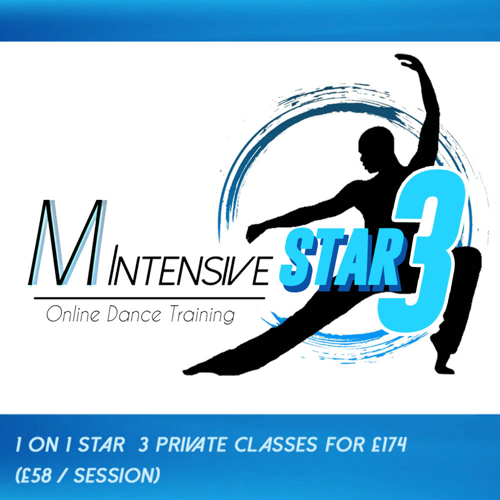 M-Intensive 1 on 1 Star 3