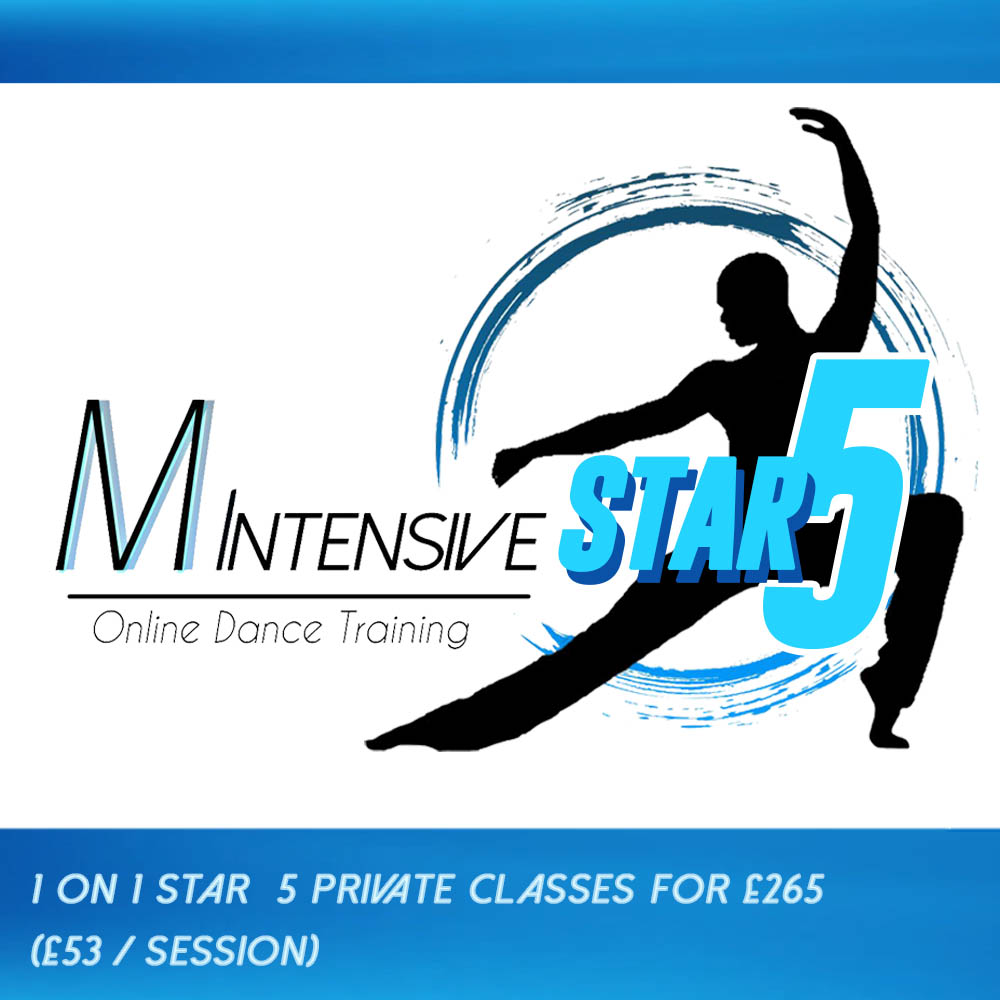 M-Intensive 1 on 1 Star 5