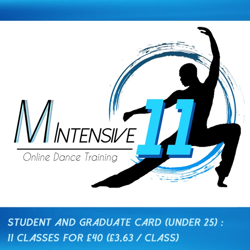 M-INTENSIVE 11 LIVE ZOOM CLASS