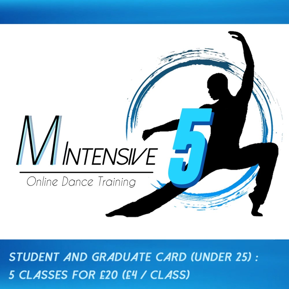 M-INTENSIVE 5 LIVE ZOOM CLASS