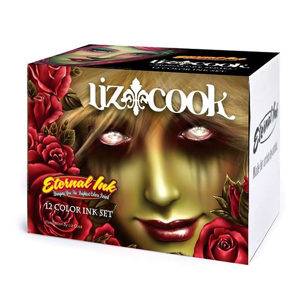 Eternal Ink Liz Cook Set