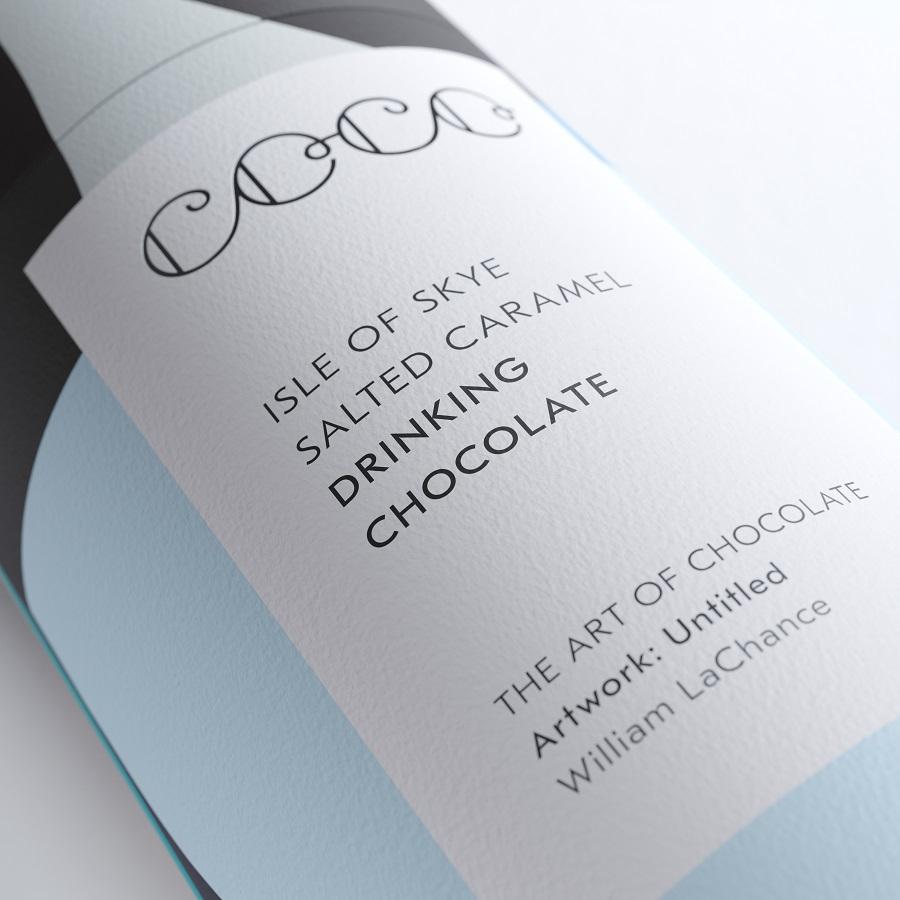 COCO Chocolatier - Salted Caramel Milk Drinking Chocolate