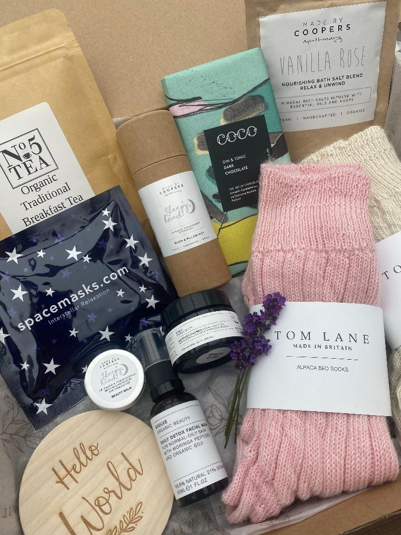 Pre-packed Gift Box - £75.00
