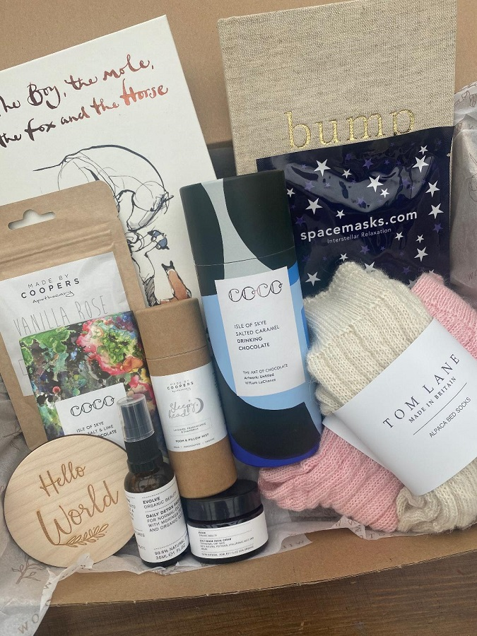Pre-packed Gift Box - £85.00