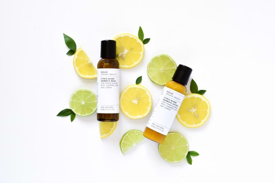 Evolve Citrus Blend Aromatic Lotion