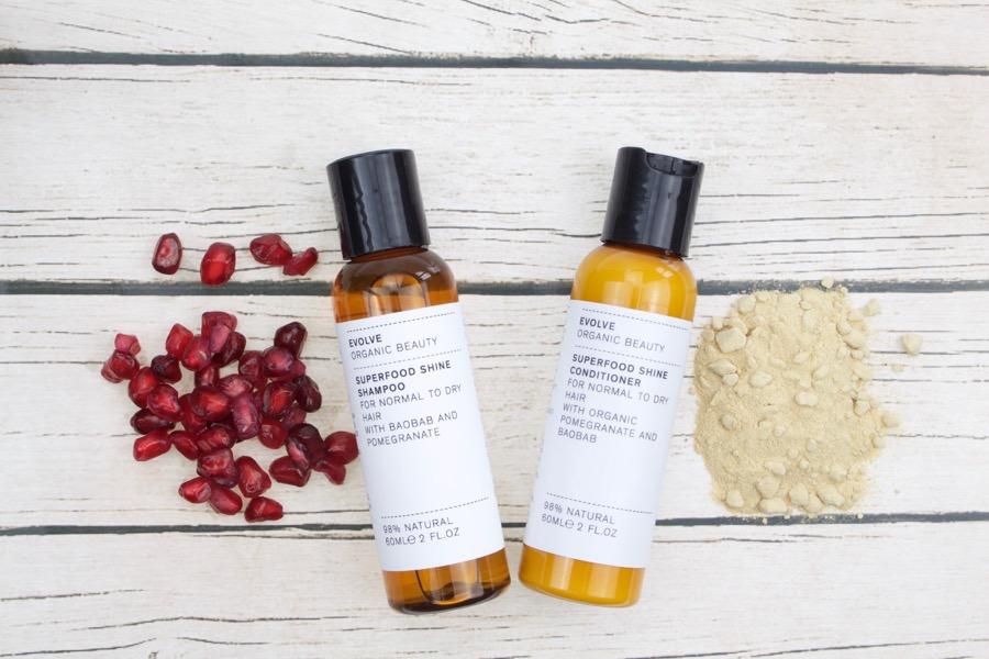 Evolve Organic Haircare Essentials Gift Set
