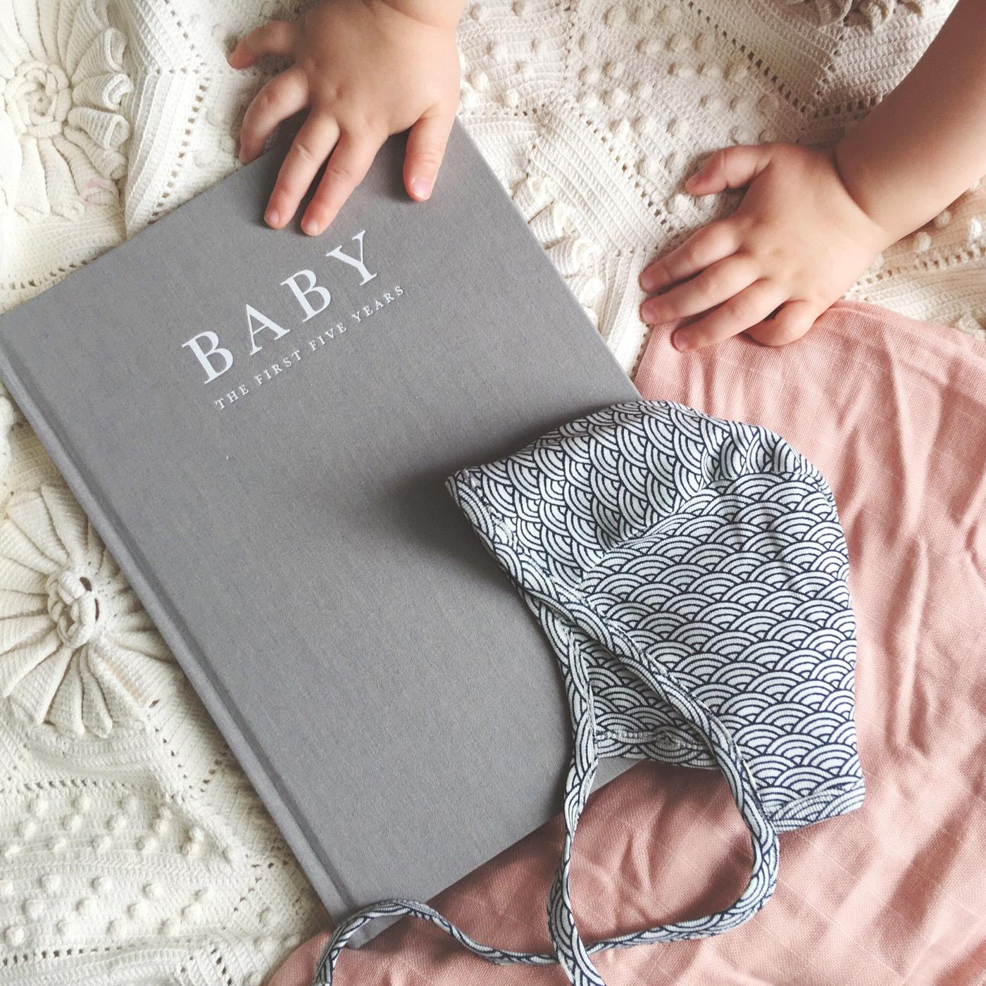 Write to Me - Baby Journal