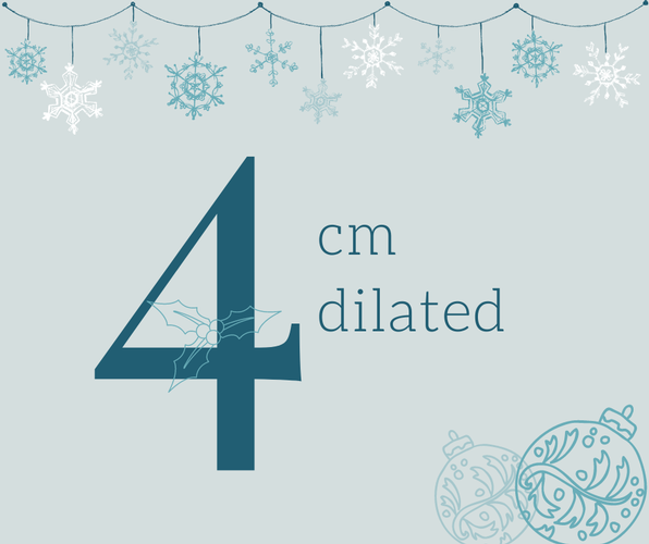4cm Dilated - Vaginal Examinations How do you tell you are in active labour? Do you need a vaginal examination to know whether you are 4cm dilated?