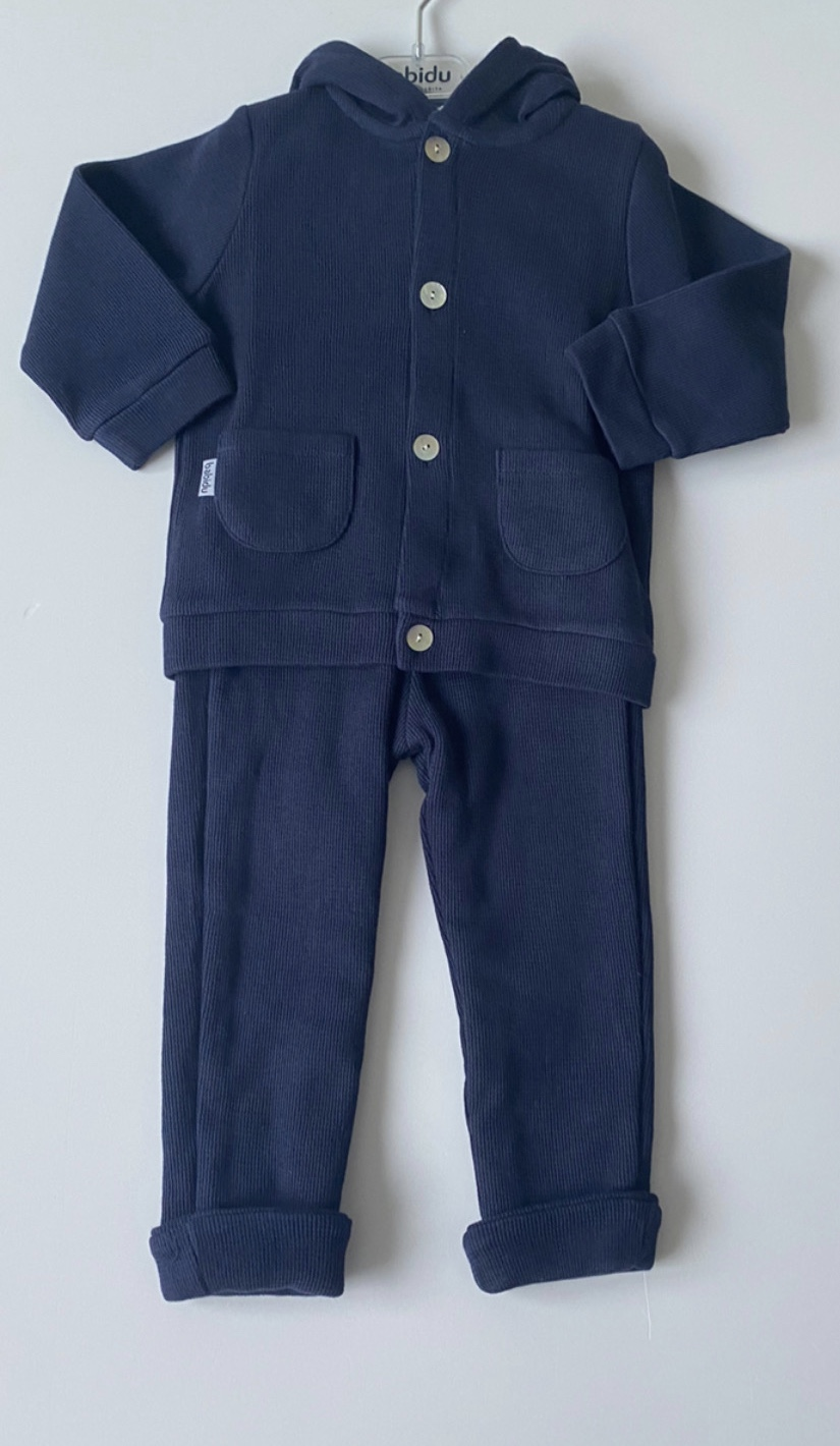 Babidu Navy Lounge Set