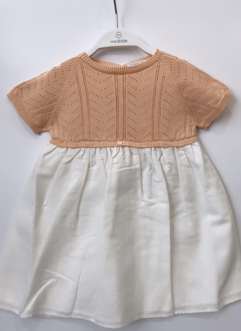 Wedoble SS21 Orange Dress