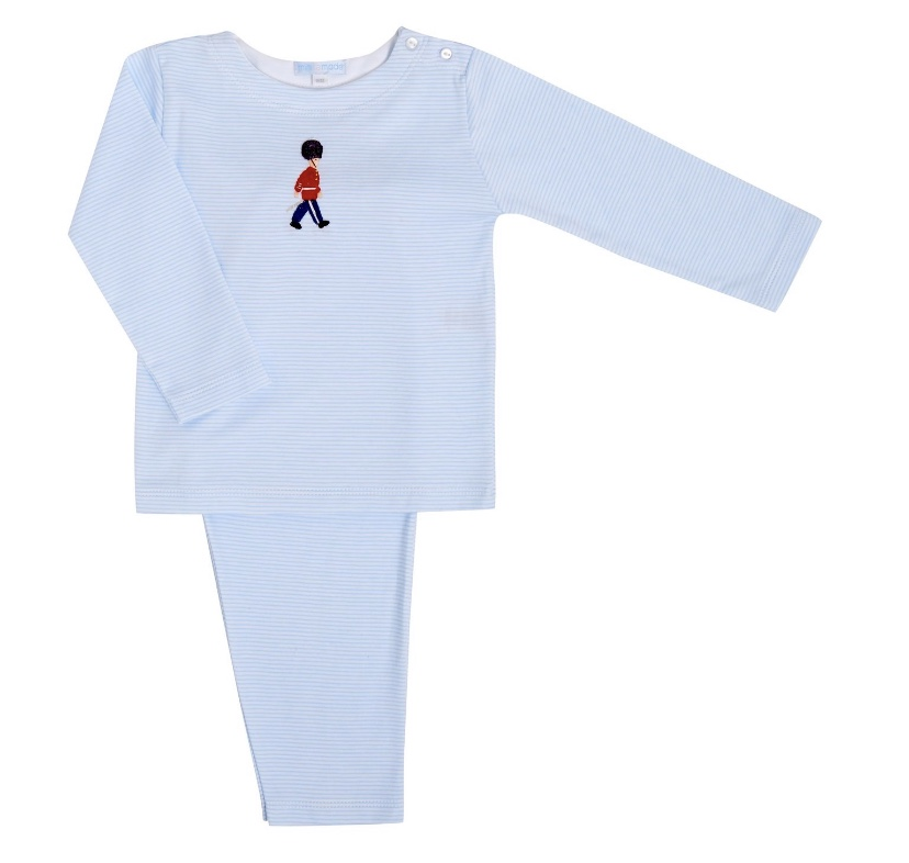 Mini-La-Mode Boys Toy Soldier Nightwear