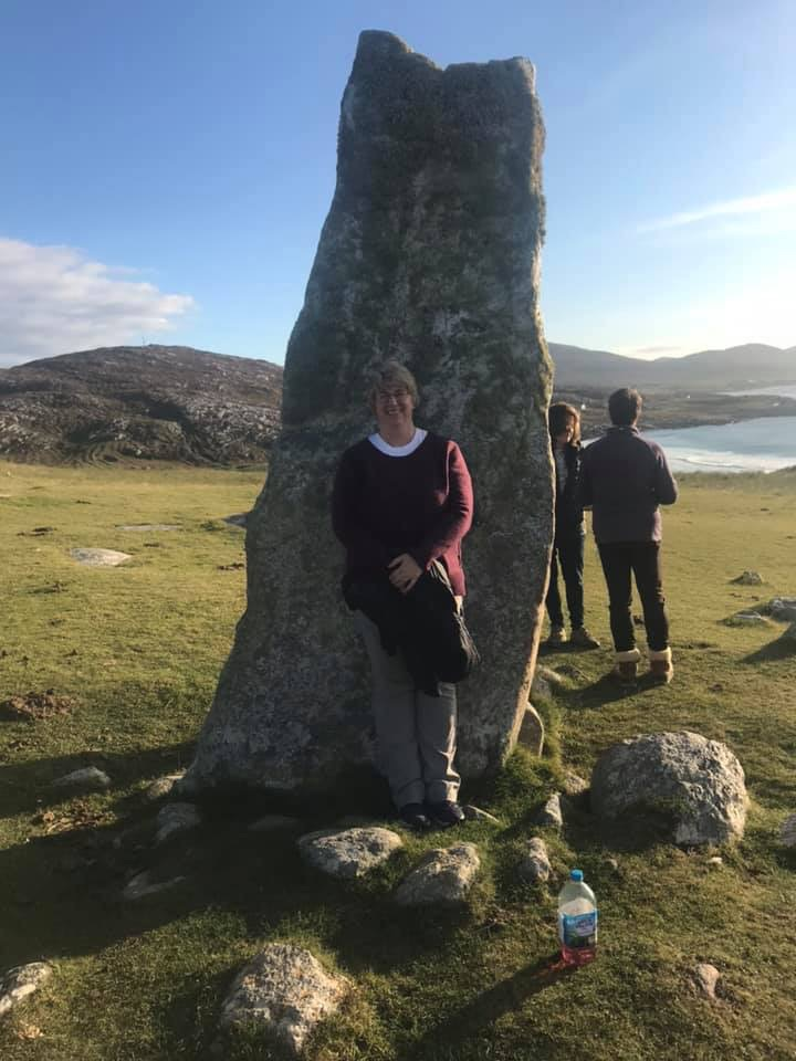 Celebrate Summer solstice at Callenish stone circle