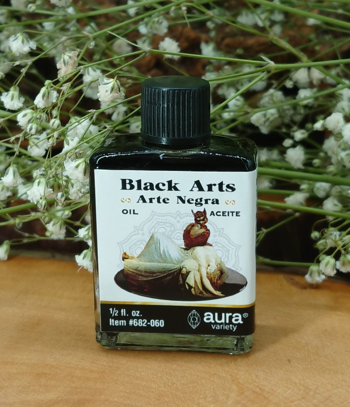 Black Arts Anointing Oil
