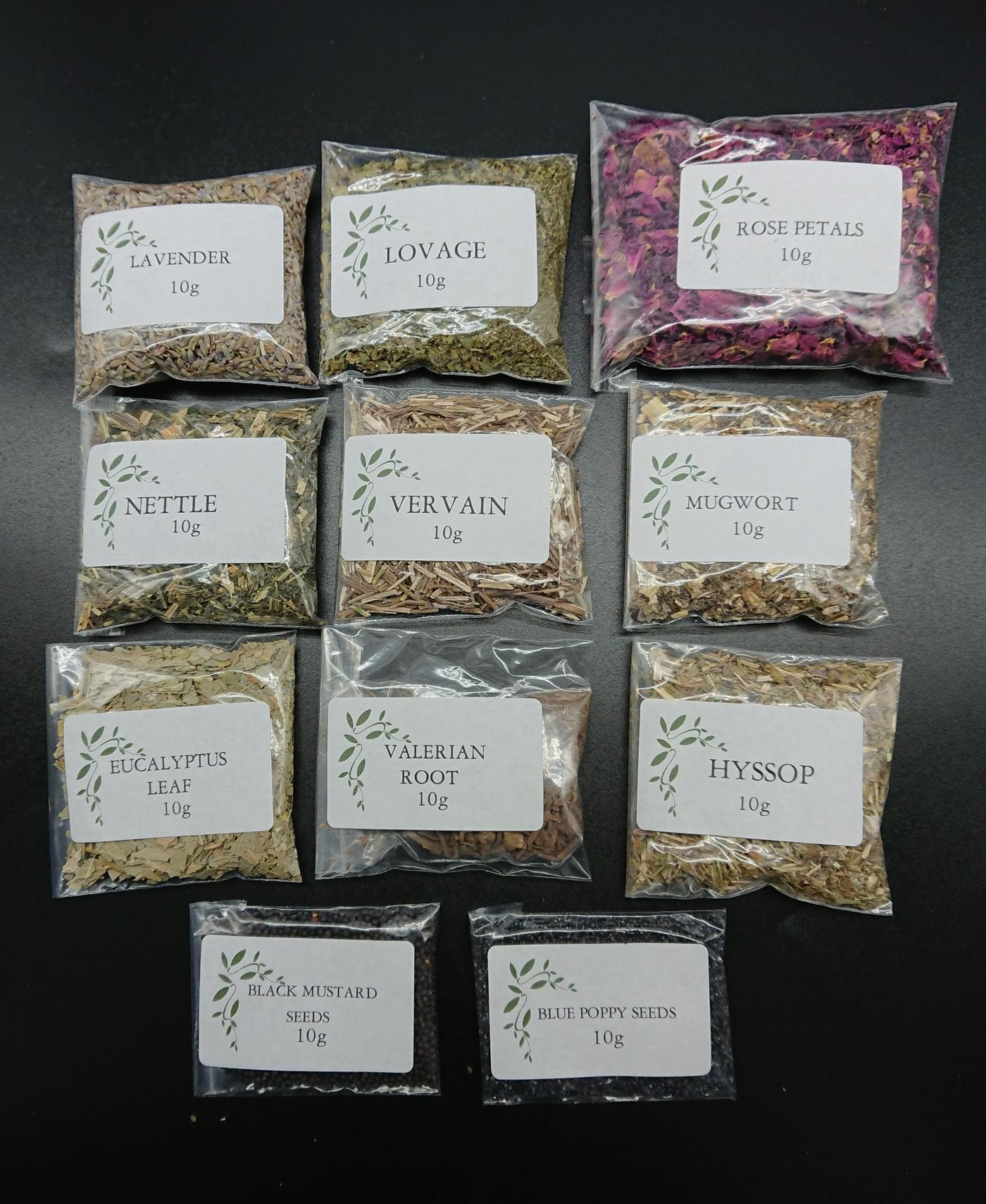 Herb Selection Pack