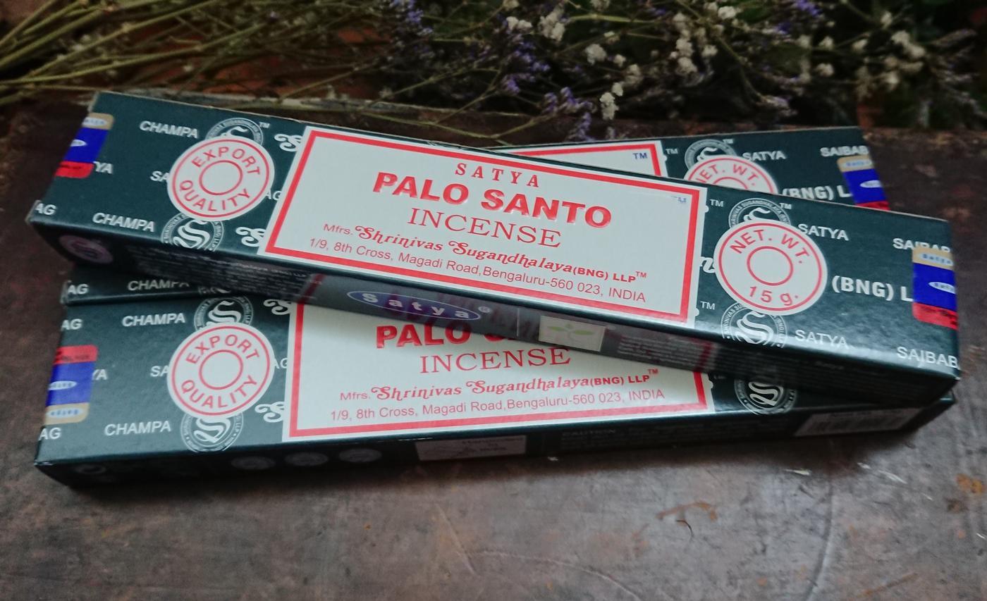 Satya Palo Santo Incense