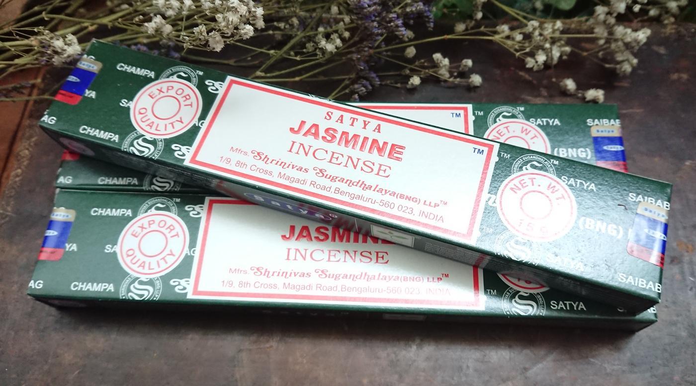 Satya Jasmine Incense