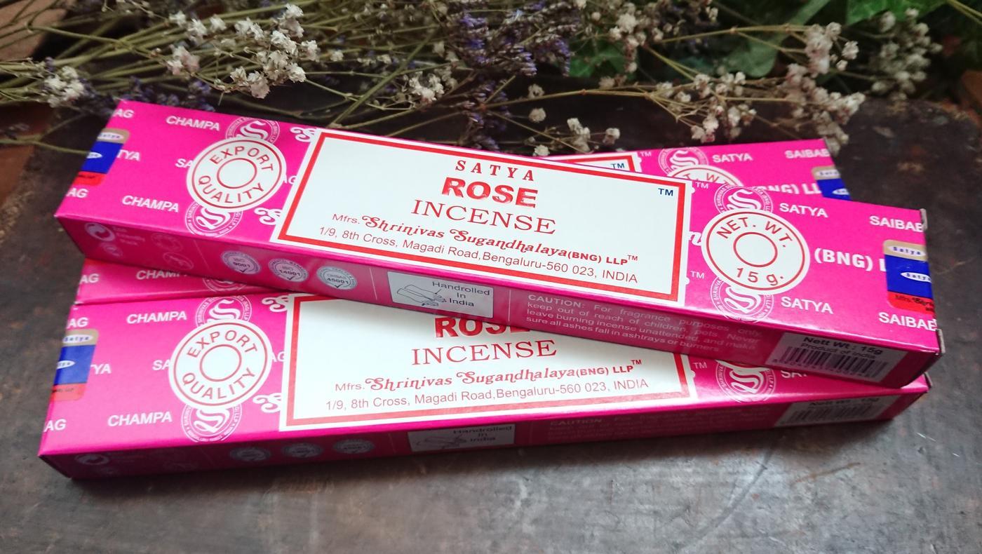 Satya Rose Incense