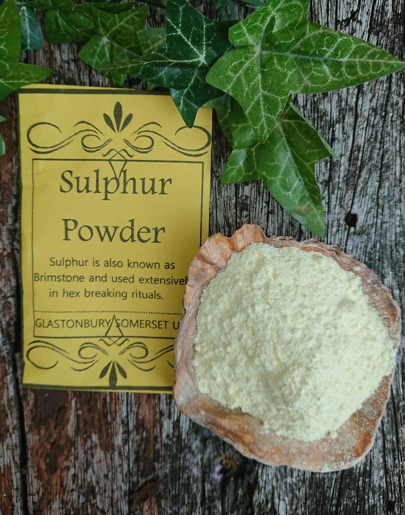 Sulphur Powder