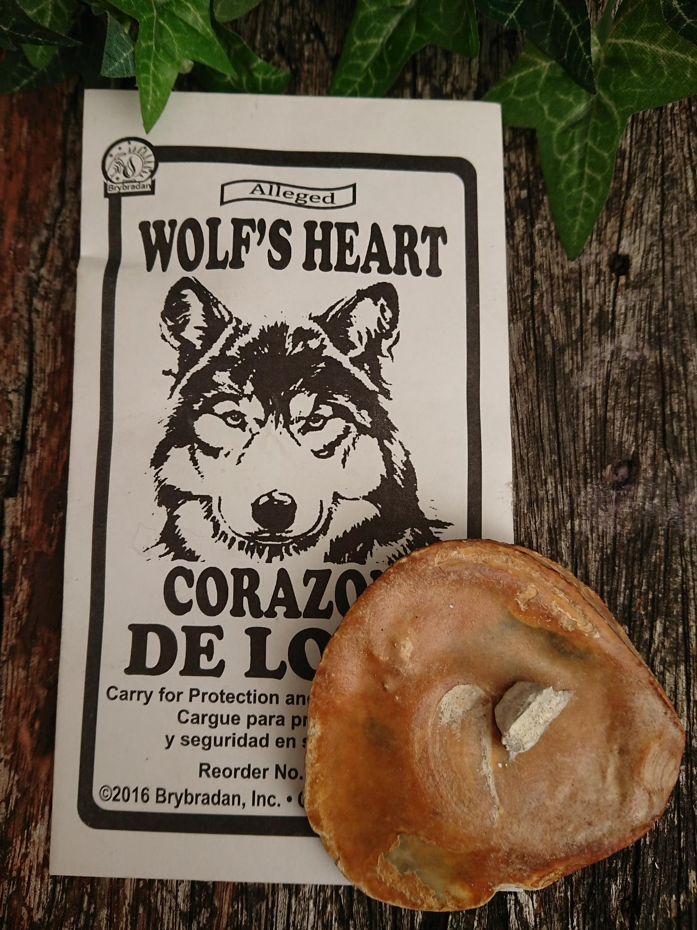 Wolf's Heart root