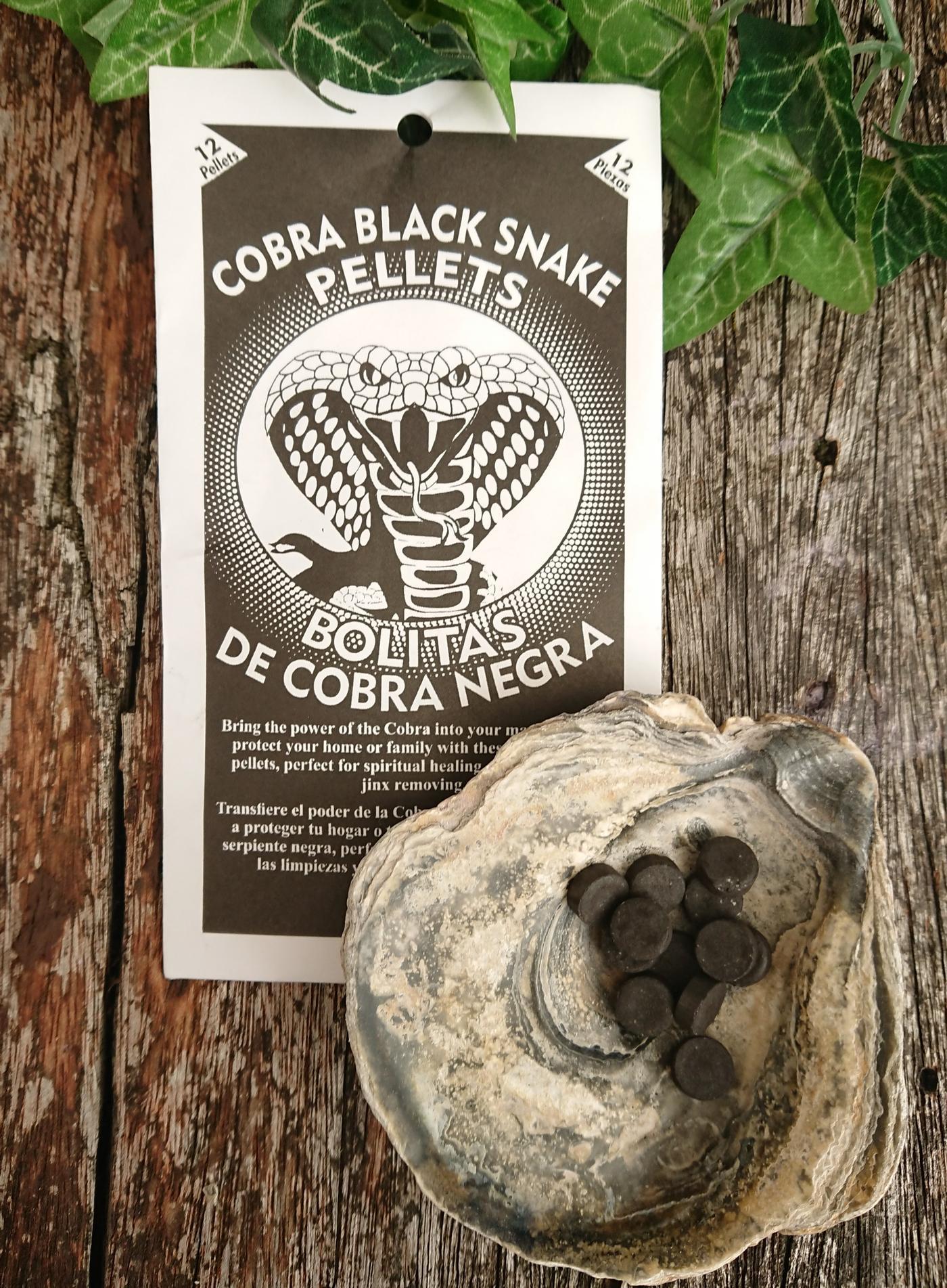 Cobra Snake Pellets