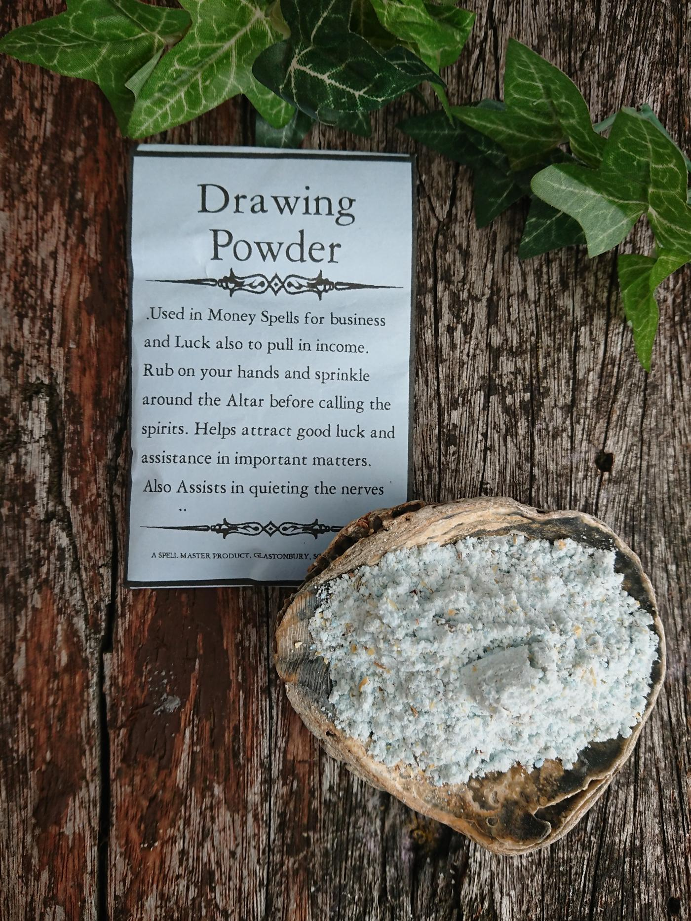Drawing Powder