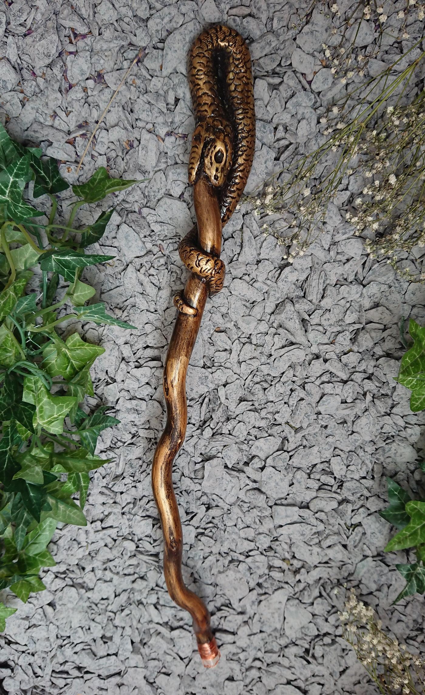 Snake Wand