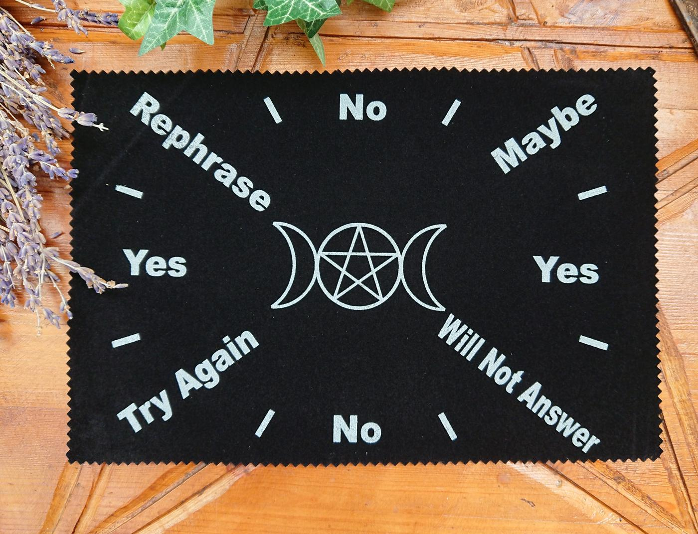 Triple Moon Pendulum Mat