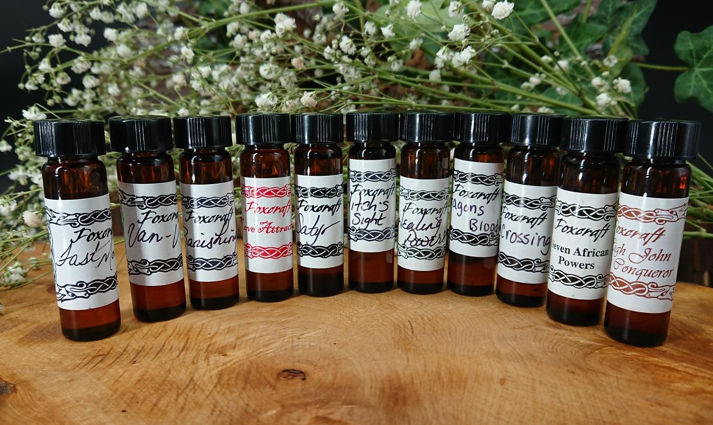Foxcraft Anointing Oils