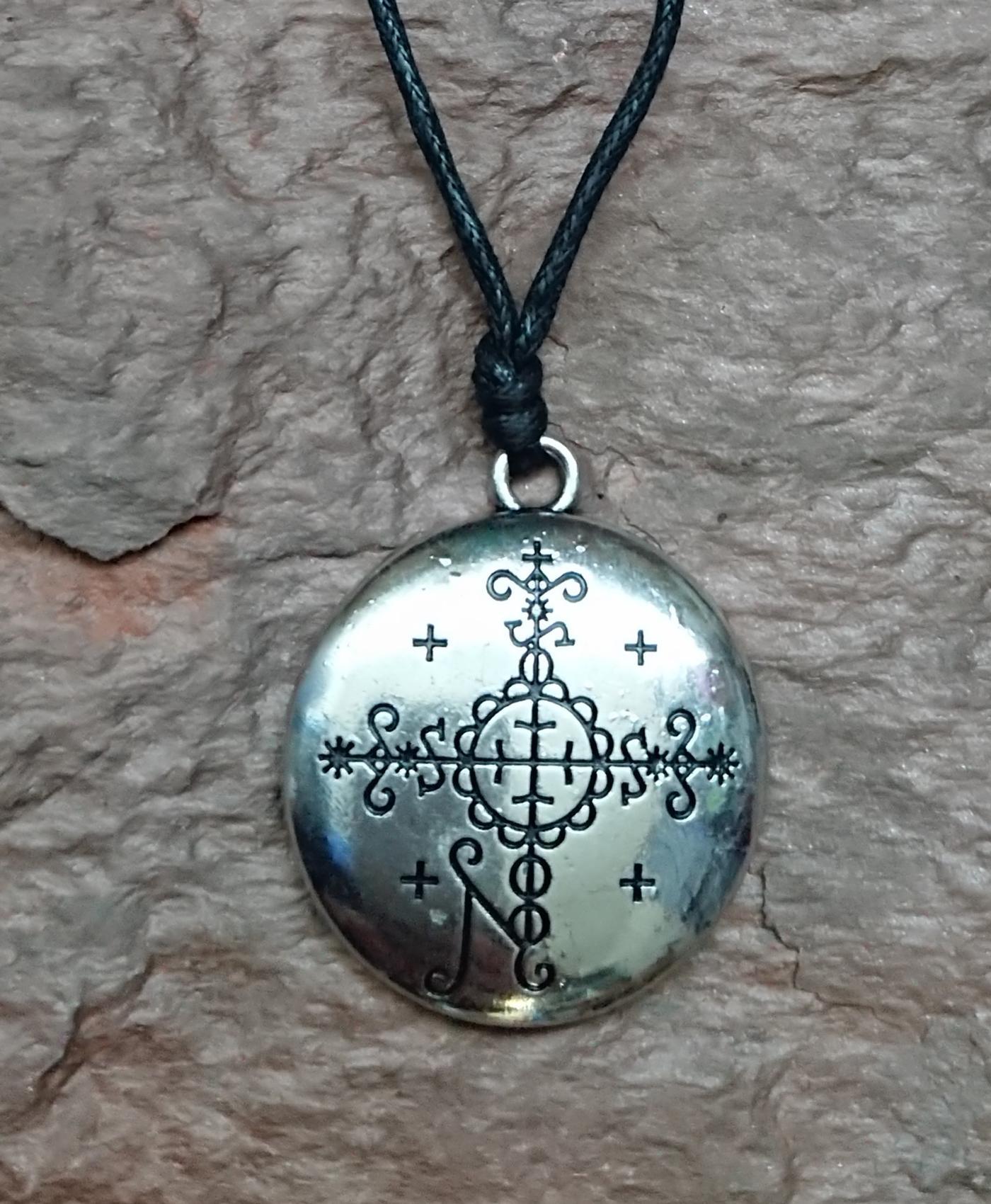 Papa Simbi Talisman necklace