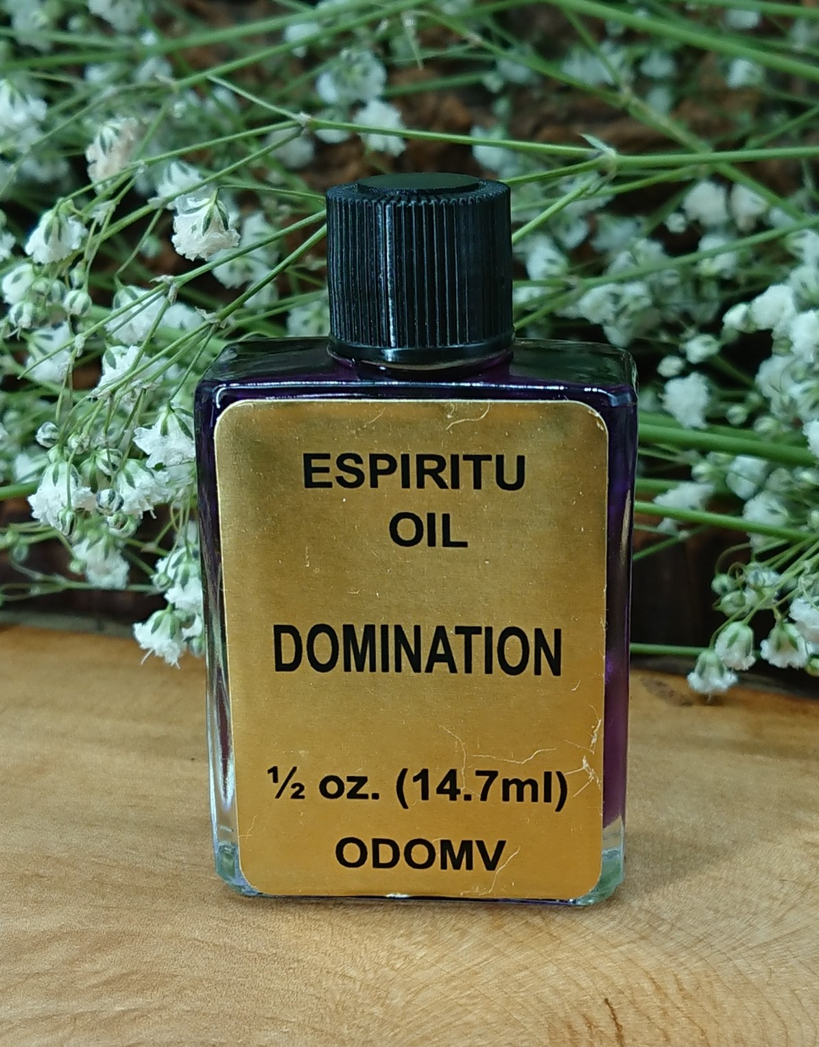 Domination Anointing Oil