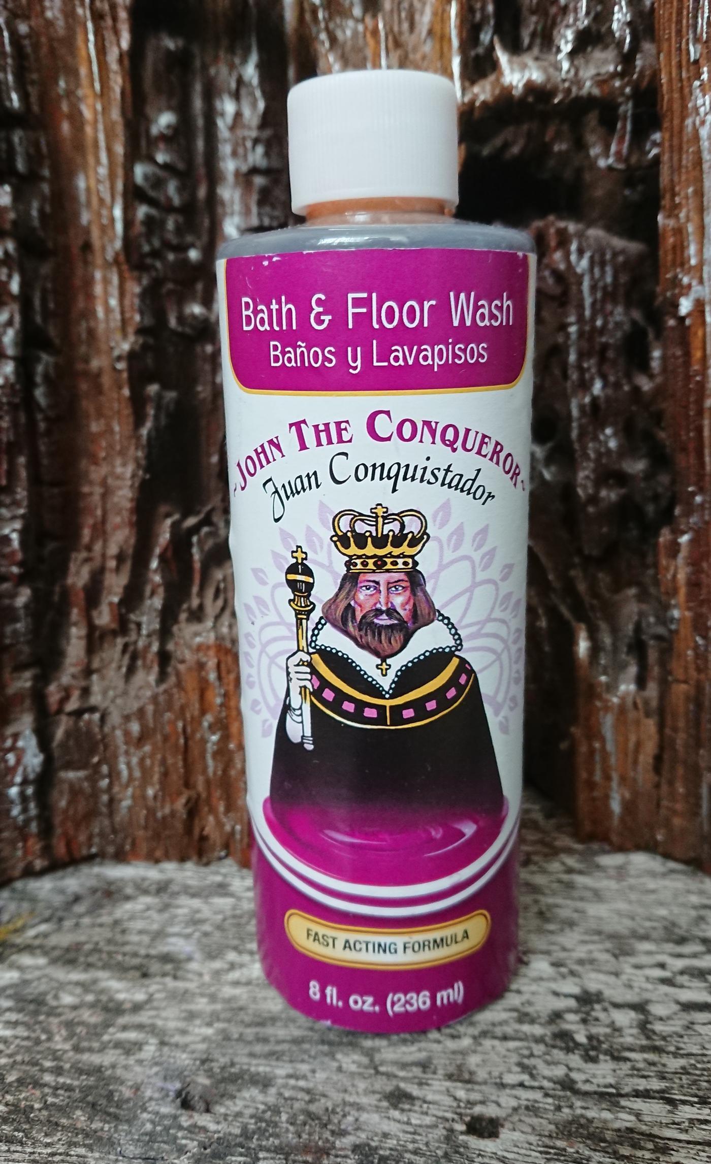 John the Conqueror Bath and Floor wash