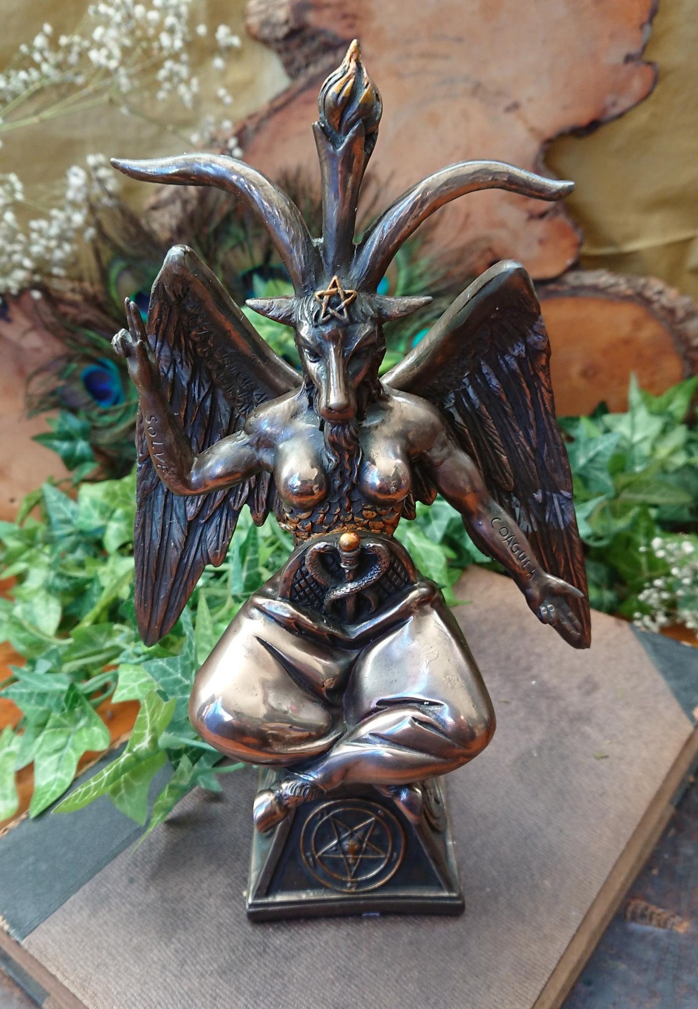 Baphomet Figurine