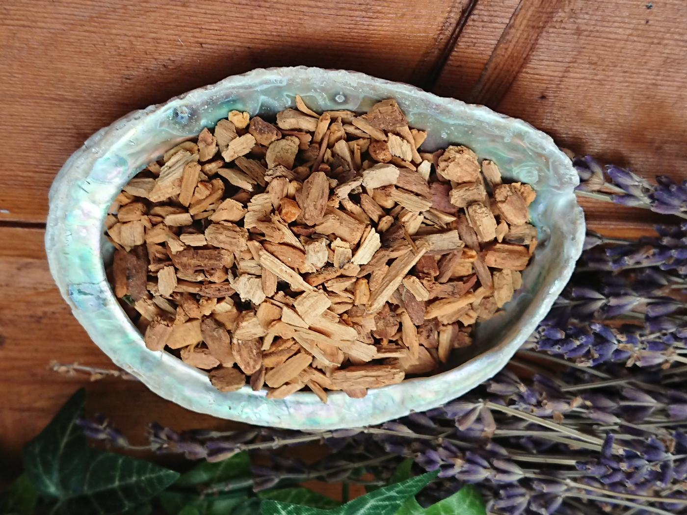 Palo Santo Wood Chips