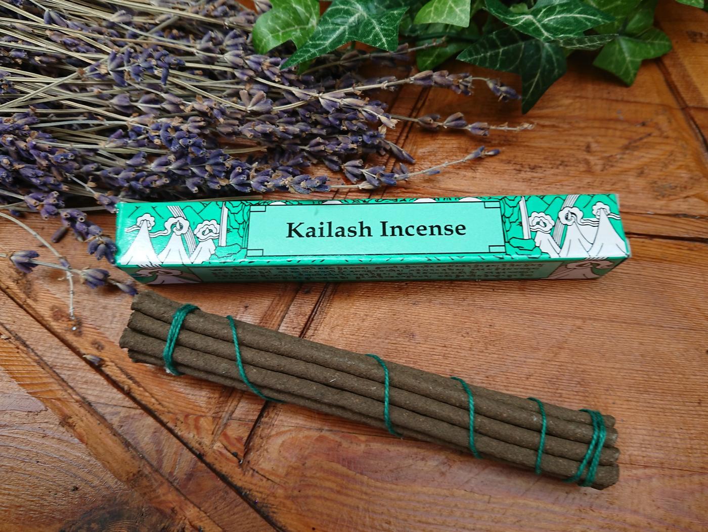 Tibetan Kailash Incense