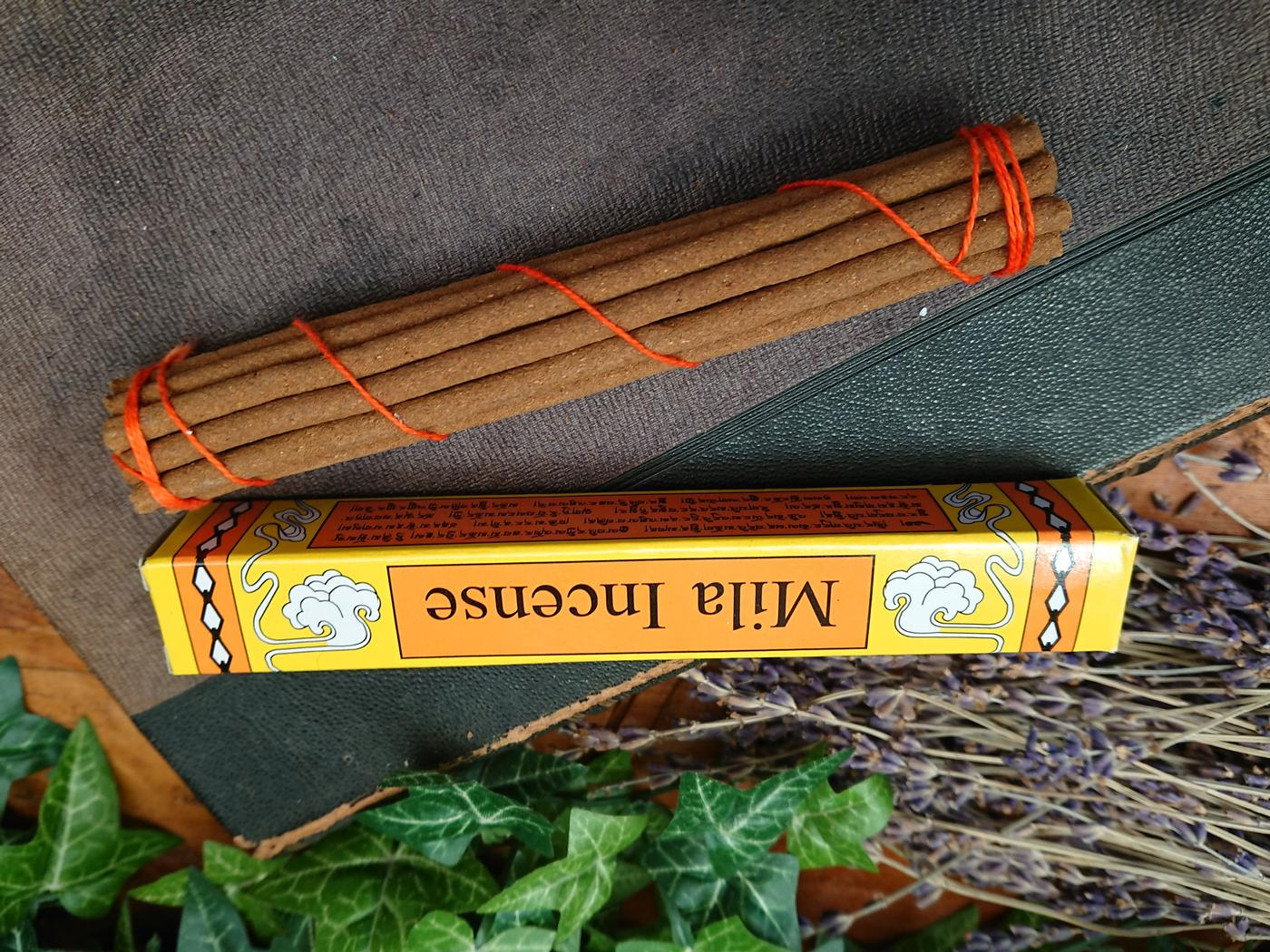 Tibetan Mila Incense