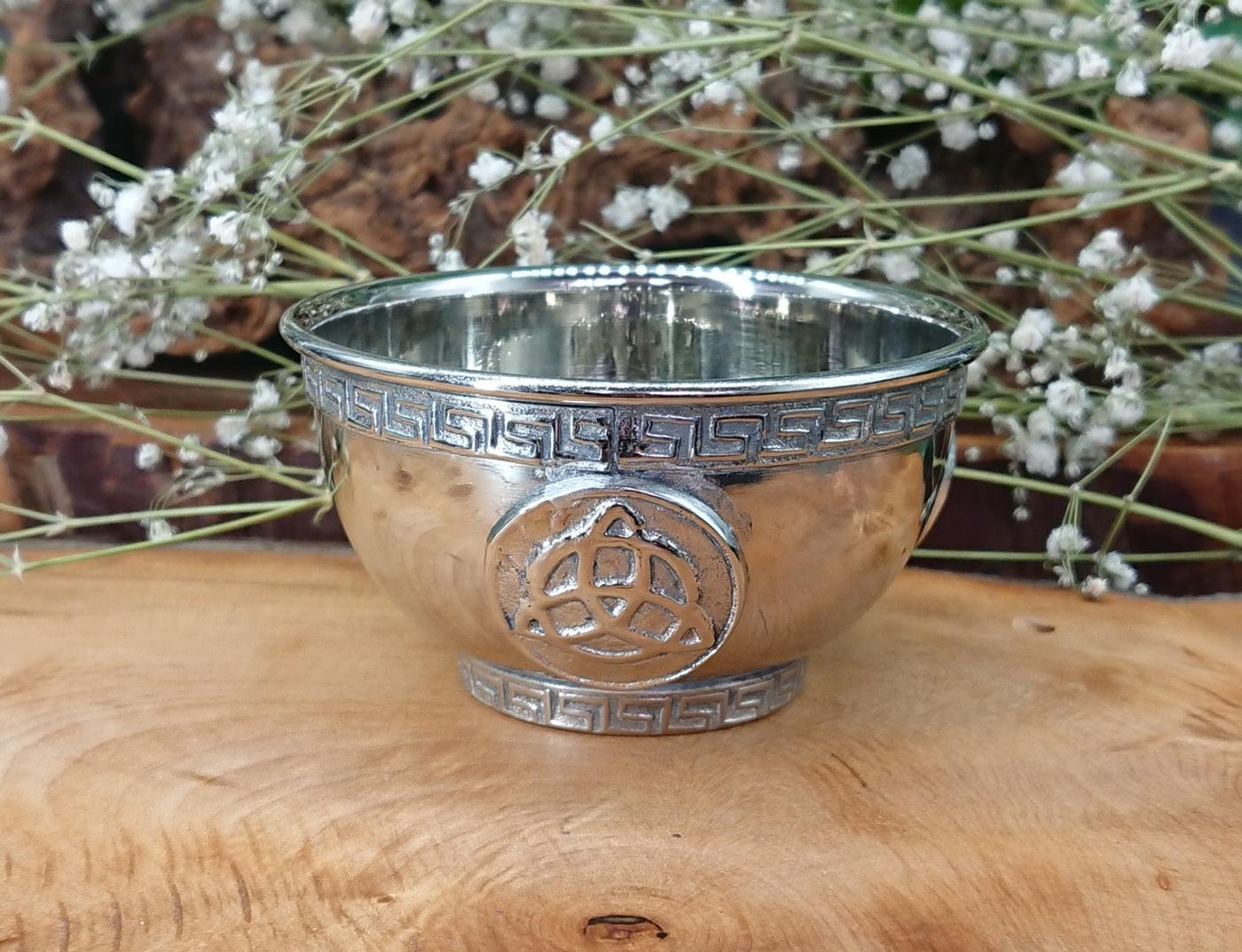 Triquetra Altar bowl