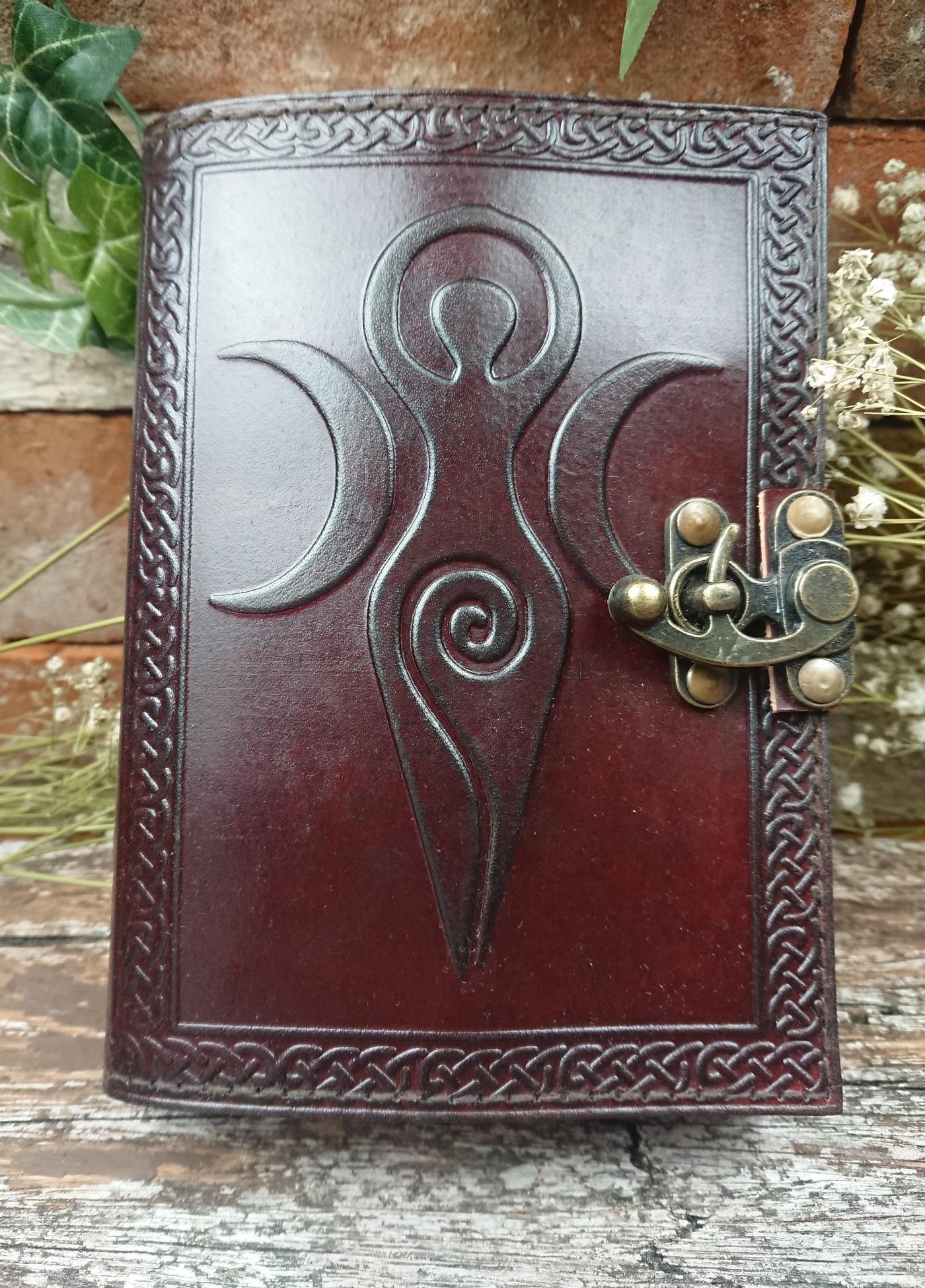 Maiden, Mother Moon Journal