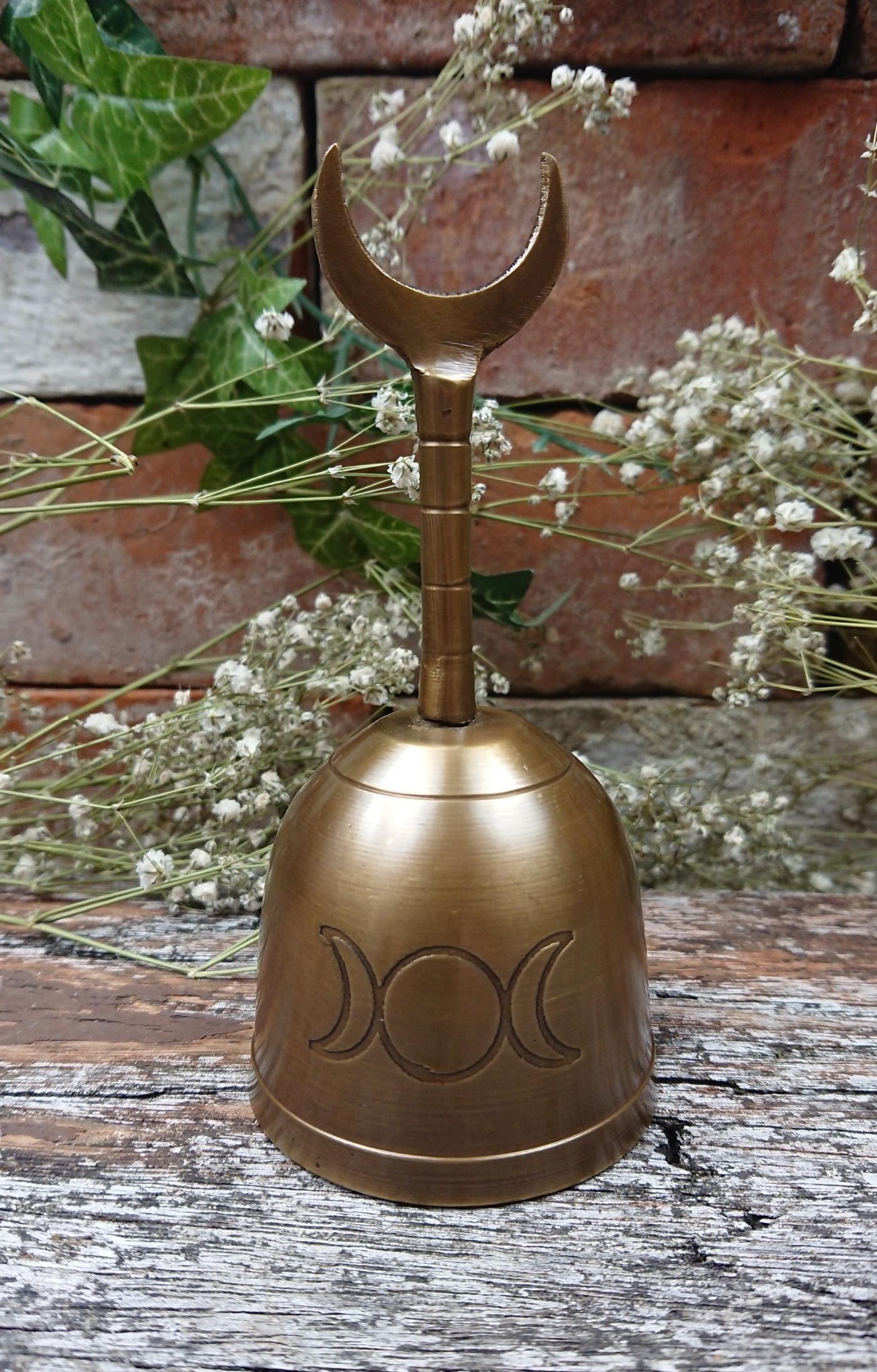 Goddess Altar Bell