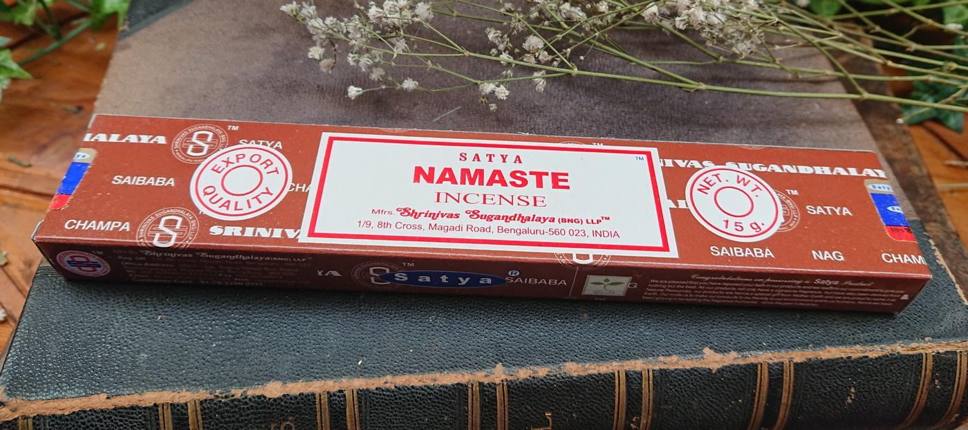 Satya Namaste Incense