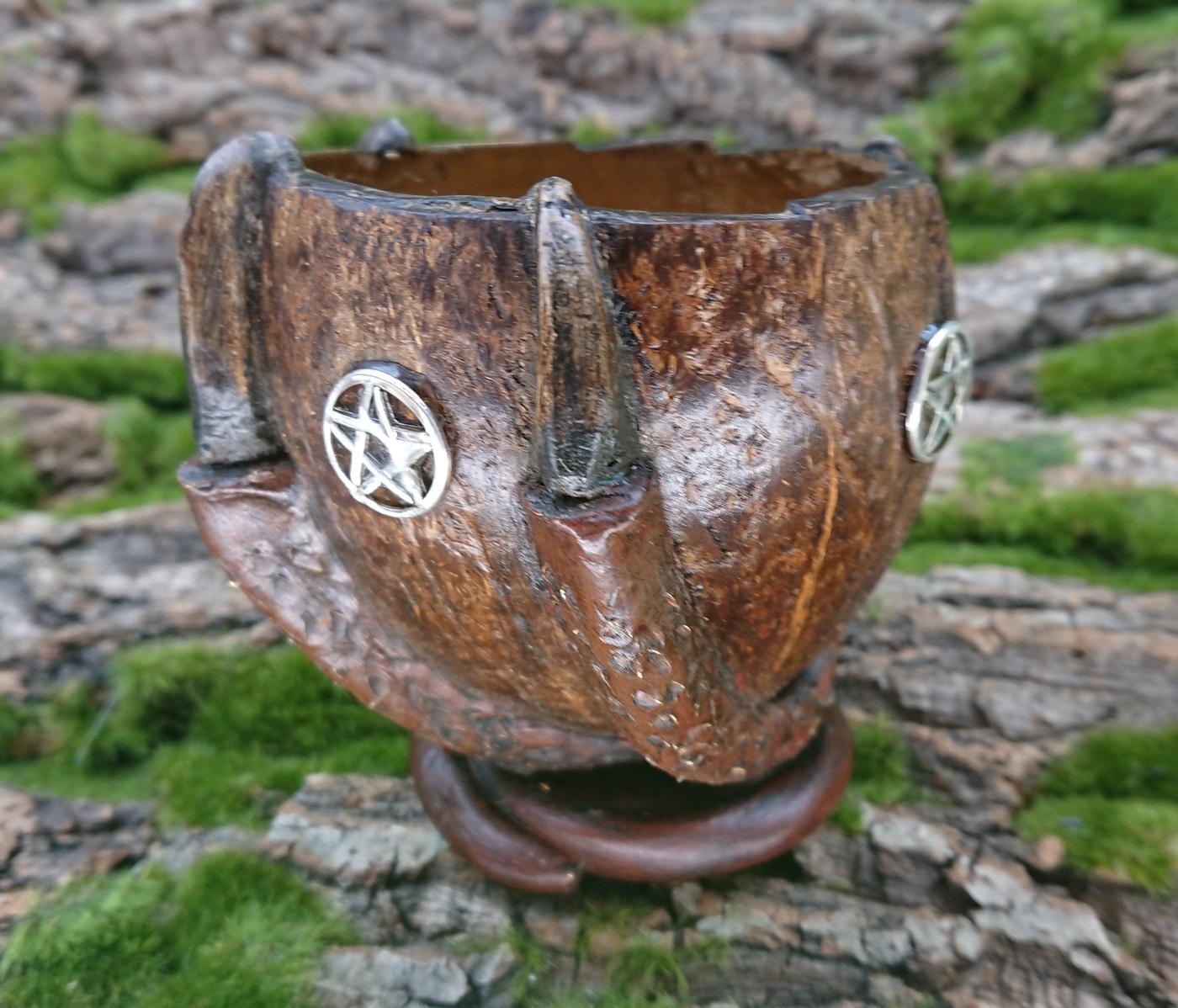 Dragons Claw Altar Bowl